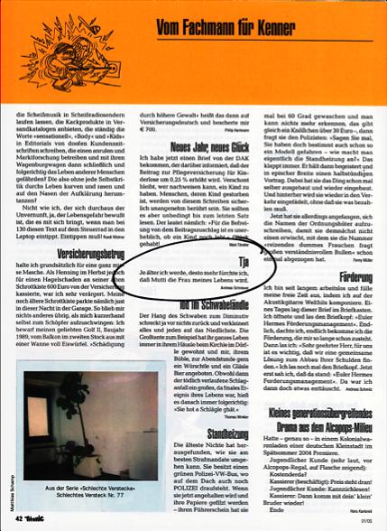 Beitrag im Heft