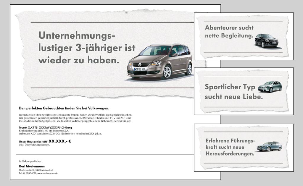 VW Sales Campaign
